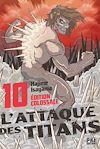 Télécharger le livre :  L'Attaque des Titans Edition Colossale T10