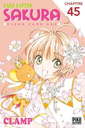 Téléchargez le livre :  Card Captor Sakura - Clear Card Arc Chapitre 45