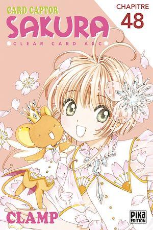 Téléchargez le livre :  Card Captor Sakura - Clear Card Arc Chapitre 48
