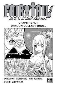 Téléchargez le livre :  Fairy Tail - 100 Years Quest Chapitre 047