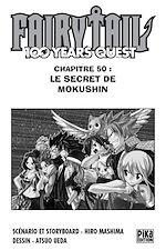 Téléchargez le livre :  Fairy Tail - 100 Years Quest Chapitre 050