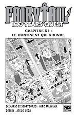 Téléchargez le livre :  Fairy Tail - 100 Years Quest Chapitre 051