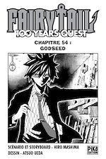 Téléchargez le livre :  Fairy Tail - 100 Years Quest Chapitre 054