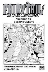 Téléchargez le livre :  Fairy Tail - 100 Years Quest Chapitre 055