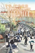 Téléchargez le livre :  To Your Eternity Chapitre 134 (1)