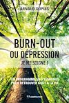 Burn-out ou dépression je me soigne