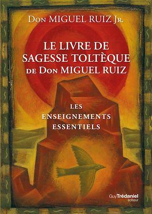 Le livre de la sagesse toltèque de don Miguel Ruiz : les enseignements essentiels