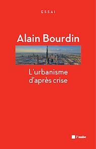 Téléchargez le livre :  L'urbanisme d'après crise