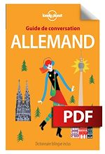 Download this eBook Guide de conversation allemand - 7ed