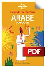 Téléchargez le livre :  Guide de conversation Arabe marocain - 7ed