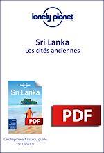 Download this eBook Sri Lanka - Les cités anciennes