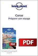 Download this eBook Corse -Préparer son voyage