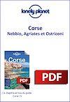 Télécharger le livre :  Corse - Nebbio, Agriates et Ostriconi