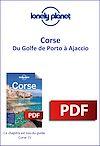 Télécharger le livre :  Corse - Du Golfe de Porto à Ajaccio