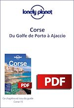 Download this eBook Corse - Du Golfe de Porto à Ajaccio