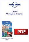 Télécharger le livre :  Corse - Montagnes du centre