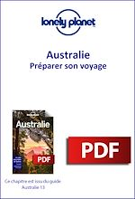 Download this eBook Australie - Préparer son voyage