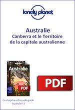 Download this eBook Australie - Canberra et le Territoire de la capitale australienne