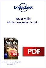 Download this eBook Australie - Melbourne et le Victoria
