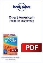 Download this eBook Ouest Américain - Préparer son voyage