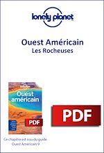 Download this eBook Ouest Américain - Les Rocheuses