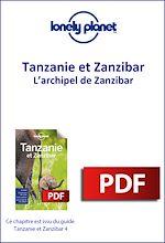 Download this eBook Tanzanie et Zanzibar - L'archipel de Zanzibar