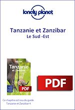 Download this eBook Tanzanie et Zanzibar - Le Sud-Est