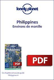 Téléchargez le livre :  Philippines - Environs de manille