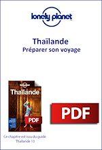 Download this eBook Thaïlande - Préparer son voyage