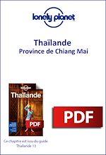 Download this eBook Thaïlande - Province de Chiang Mai
