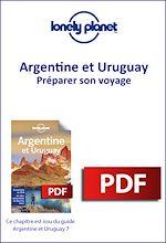 Téléchargez le livre :  Argentine et Uruguay 7 - Préparer son voyage
