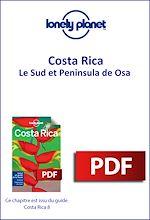 Download this eBook Costa Rica - Le Sud et Peninsula de Osa