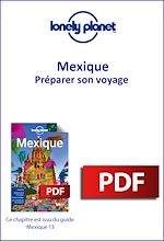 Download this eBook Mexique - Préparer son voyage