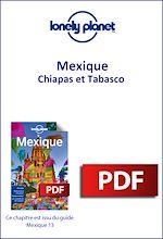 Download this eBook Mexique - Chiapas et Tabasco
