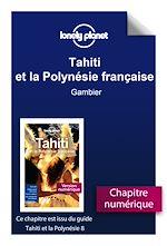Download this eBook Tahiti - Gambier