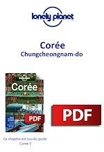 Download this eBook Corée - Chungcheongnam-do