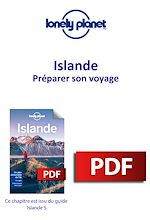Download this eBook Islande - Préparer son voyage