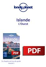 Download this eBook Islande - L'Ouest