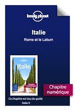 Download this eBook Italie - Rome et le Latium