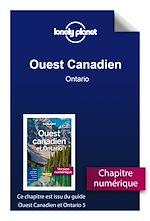 Download this eBook Ouest Canadien et Ontario - Ontario