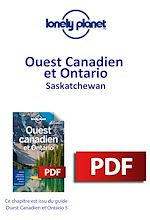 Download this eBook Ouest Canadien et Ontario - Saskatchewan