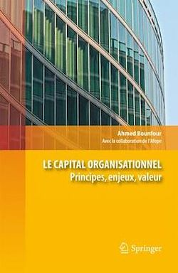 Le capital organisationnel, principe, enjeux, valeur