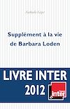 Télécharger le livre :  Supplément à la vie de Barbara Loden