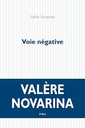 Téléchargez le livre :  Voie négative