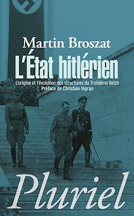 Téléchargez le livre :  L'Etat hitlérien
