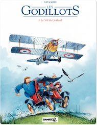 Téléchargez le livre :  Les Godillots - Tome 3 - Le vol du Goéland