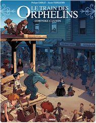 Téléchargez le livre :  Le Train des orphelins - Tome 5 - Cowpoke Canyon