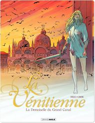Téléchargez le livre :  La Vénitienne - Tome 2 - La damoiselle du grand canal