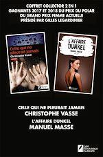 Download this eBook Coffret collector 2 en 1 Gagnants prix du polar du grand prix Femme actuelle