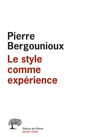 Téléchargez le livre :  Le Style comme expérience
